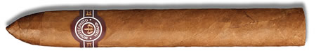 Montecristo No 2 torpedo, the iconic flagship Cuban cigar